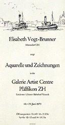 Anonym - Elisabeth Vogt-Brunner