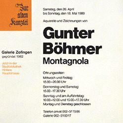 Anonym - Gunter Böhmer - Montagnola