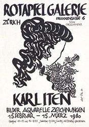 Iten Karl - Karl Iten - Rotapfel-Galerie