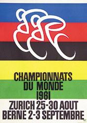 Diggelmann Alex Walter - Championnats du monde