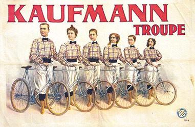 Friedländer Adolph - Kaufmann Troupe