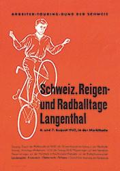 Kuert Gebr. - Schweiz. Reigen- und Radballtage Langenthal