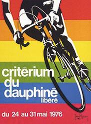 Brian Jean - Critérium du dauphiné libéré