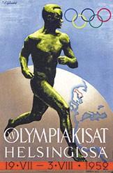 Sysimetsä Ilmari - Olympiakisat Helsingissä