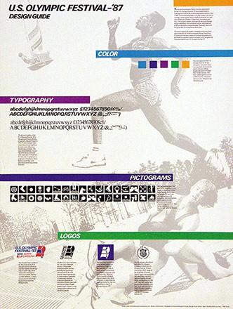 White Charlotte - U.S. Olympic Festival