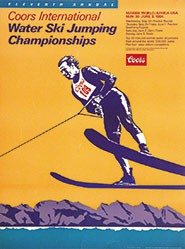 Osborne Michael - Water Ski Jumping