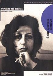 Neumann Pierre - Portraits des artistes