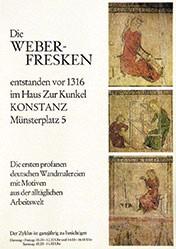 Anonym - Die Weber Fresken