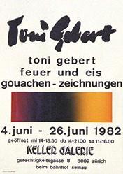 Studhess Atelier - Toni Gebert - Keller-Galerie