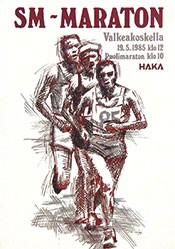 Toivola Valkeakoski Heikki - SM-Marathon Valkeakoskella