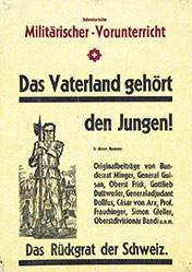 Anonym - Das Vaterland gehört der Jugend