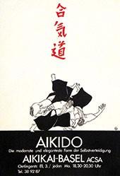 Monogramm M. - Aikido Aikikai-Basel ACSA