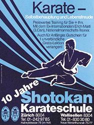 Bachofner Jürg - Karate
