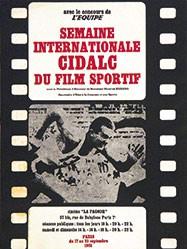 Anonym - Cidalc - du film sportif