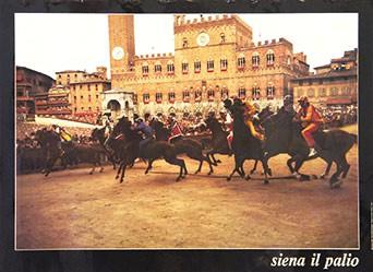 Sestigiani Marzia (Foto) - Siena il palio