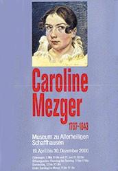 Anonym - Caroline Mezger