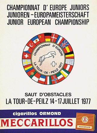 Anonym - Junioren-Europameisterschaft
