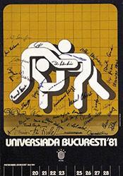 Ionescu Dan Alexandre & Leu Radu - Universiada Bucaresti