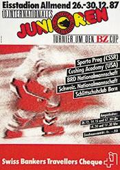 Anonym - Internationales Junioren Turnier Bern