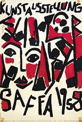 Meyer Meret - Kunstausstellung Saffa