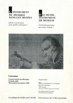 Anonym - Das Musikinstrument im Museum
