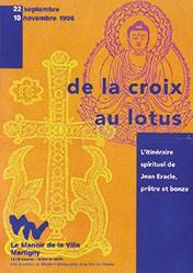 Anonym - De la croix au lotus