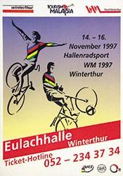 Anonym - Hallenradsport Weltmeisterschaft