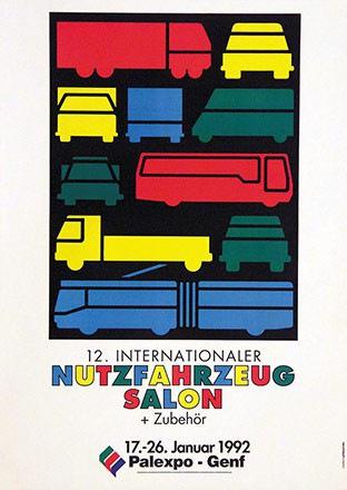 Publipartner - Nutzfahrzeug Salon Genf