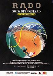 Anonym - Rado Swiss Open Gstaad