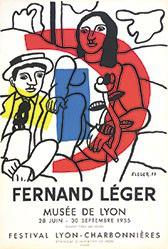 Léger Fernand - Fernand Léger - Musée de Nyon