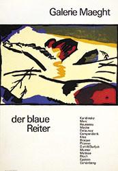 Anonym - Der blaue Reiter