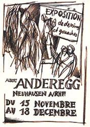 Anonym - Exposition - Albert Anderegg