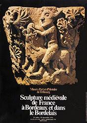 Hilber Léo - Sculpture médiévale de France