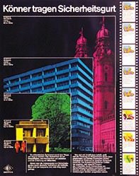Graphicteam Köln - Könner tragen Sicherheitsgurt