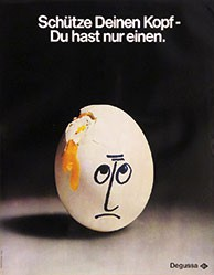 Graphicteam Köln - Schütze deinen Kopf -