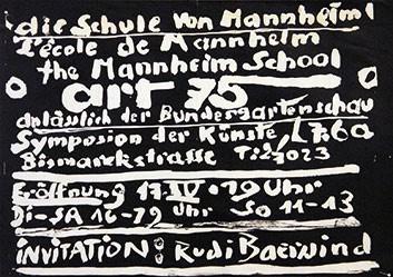Anonym - Art 75 - Schule Mannheim