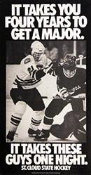 Fox David - St. Cloud State Hockey