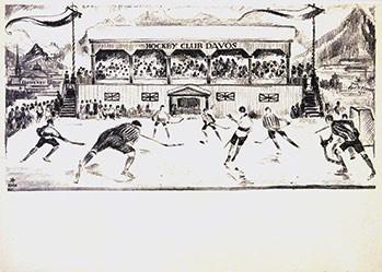 Kromer Karl Maximilian - Hockey Club Davos