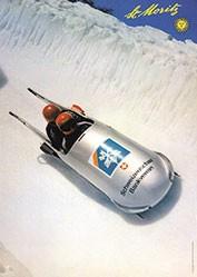 Gammeter W. (Foto) - St. Moritz - Bob