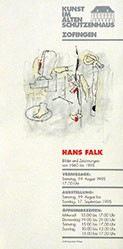 Grafik Design Atelier - Hans Falk