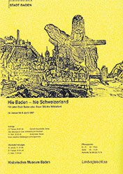 Anonym - Hie Baden - Hie Schweizerland