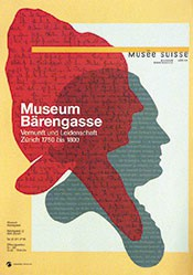 Anonym - Museum Bärengasse