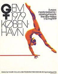 Larsen Richard - Gymnastik Europameisterschaften