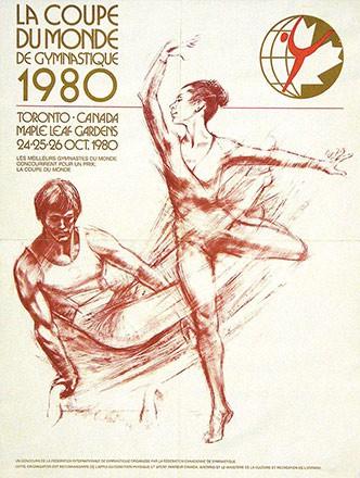 Anonym - Coupe du monde de Gymnastique