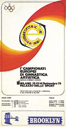 Marletta G. - Campionati Europei di Ginnastica