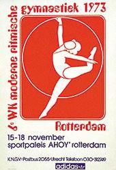 Anonym - Moderne Ritmische Gymnastiek