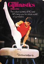 Anonym - World Gymnastics Magazine