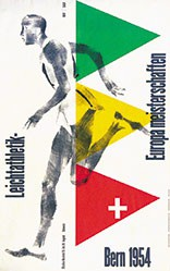 Wirth Kurt - Leichtathletik-Europameisterschaften