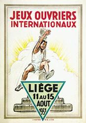 Renson - Jeux Ouvriers Internationaux Liège