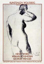 Anonym - Henry Wabel, Werner Holenstein, Georges Wenger
